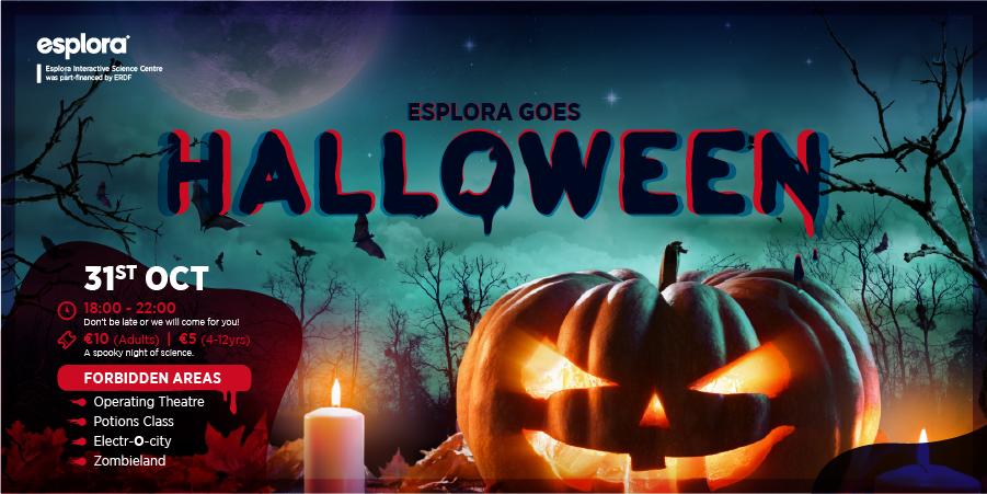 Halloween Esplora